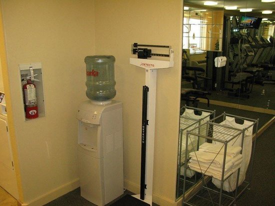 Candlewood Suites Galveston: Fitness Center