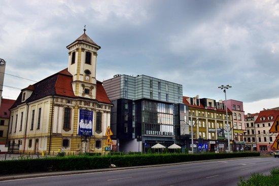 Europeum Hotel: Hotel