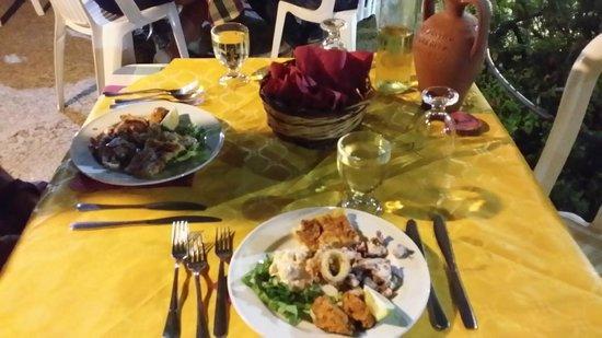 Agriturismo Santa Margherita : Essen immer sehr lecker.