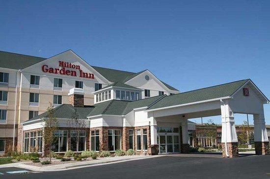 Hilton Garden Inn Great Falls: Exterior
