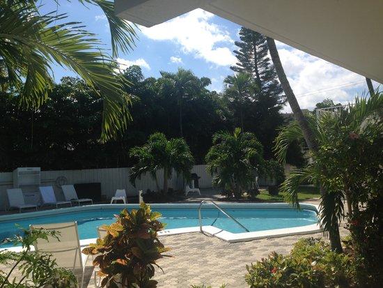 Beach Gardens: Pool
