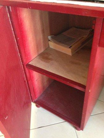 Ryad Mogador Al Madina: intérieur placard
