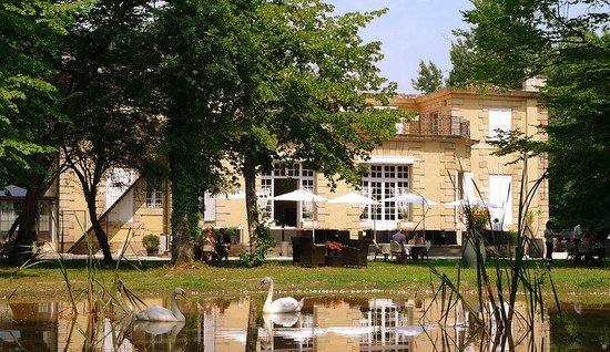 Domaine de Raba : Pavillon Du Château Raba