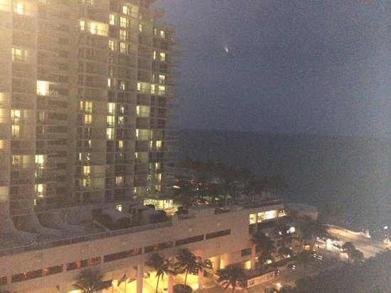 W Fort Lauderdale: view