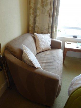 Annfield Guest House: coin détente dans la chambre