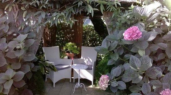 ألبيرجو إل روندو: Garten