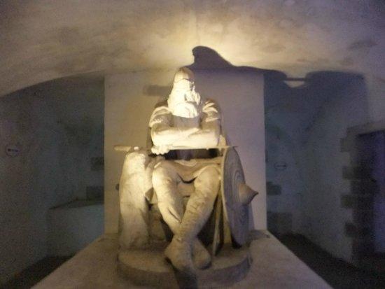Kronborg Castle: 地下
