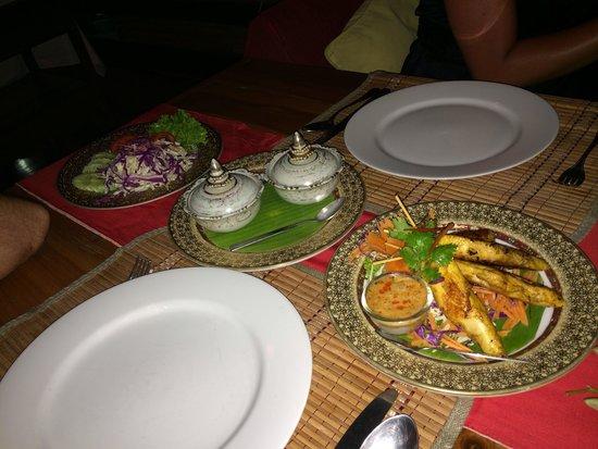 Spirit House Restaurant : Chicken satay