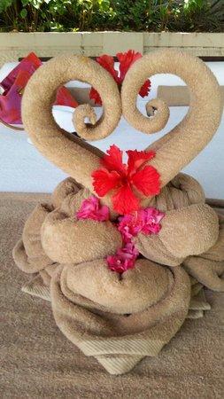 Sandals Ochi Beach Resort: Nice touch