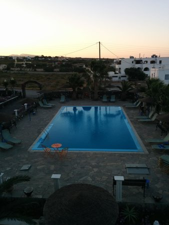 Santa Elena Hotel: piscina