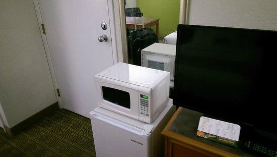 La Quinta Inn Orlando Airport West: kaffemaschine udn Micro enthalten