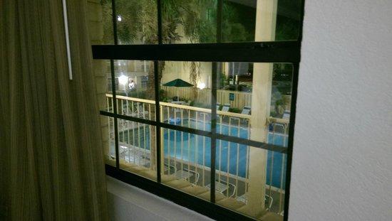 La Quinta Inn Orlando Airport West: Pool - habe nie jmd darin gesehen in 2 Tagen