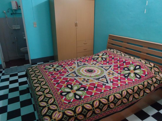 Baan JaJa: Room on top floor