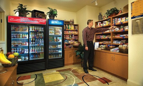 Candlewood Suites Nogales : Candlewood Cupboard