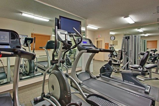 Candlewood Suites Nogales : Fitness Center