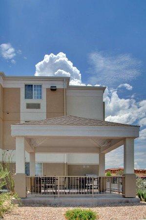 Candlewood Suites Nogales : Gazebo