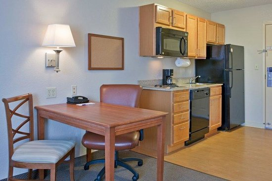 Candlewood Suites Nogales : In-Room Business Center