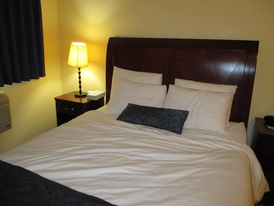 The Hotel Hollywood: The comfy bed