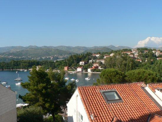 TUI SENSIMAR Kalamota Island Resort: view from our balcony