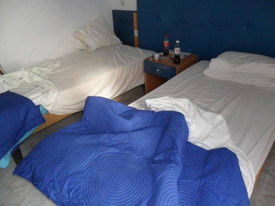 Lindos Gardens Resort Complex: room size