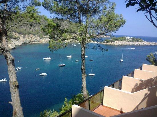 Hotel Ole Galeon Ibiza : Vista dalla camera