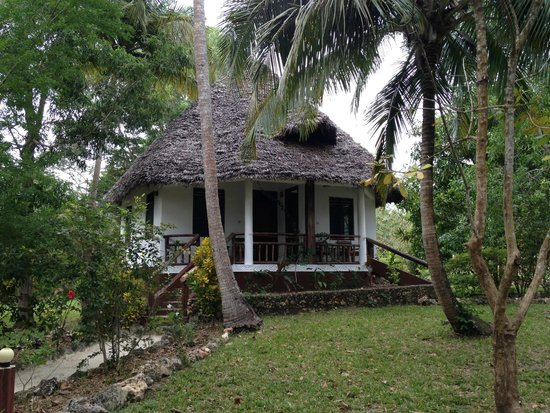 Mangrove Lodge: Our cottage