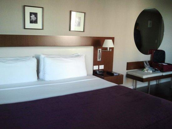 Hotel Madero : habitación