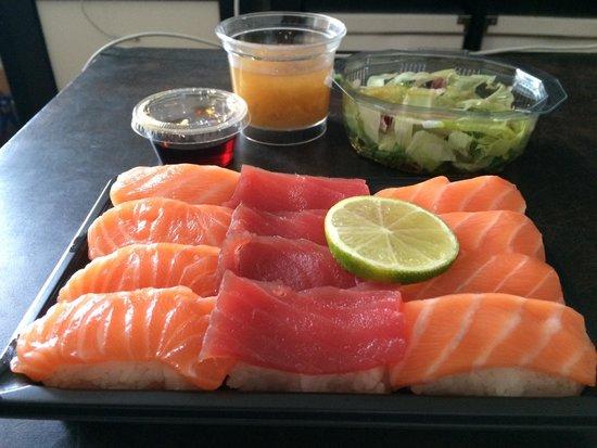 Lee In : Sushi du mardi