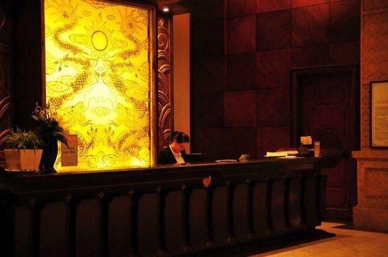 Imperial Hotel : フロント