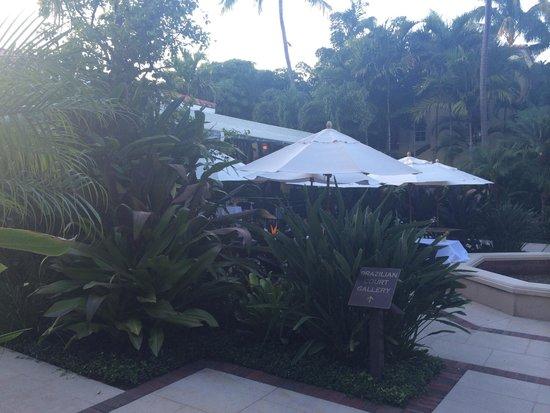 The Brazilian Court Hotel : restaurant