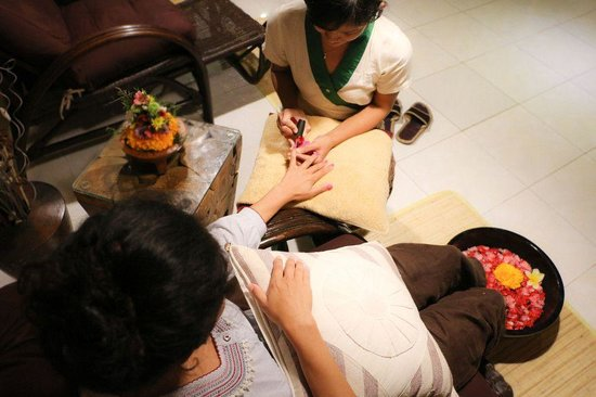 Skin Spa & Organic Waxing Salon: Manicure (The Best Around) - 18-step, 75-minutes