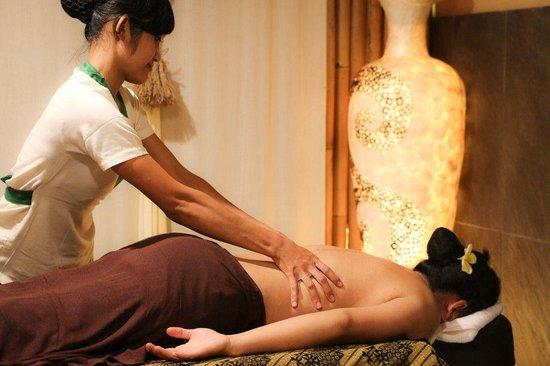 Skin Spa & Organic Waxing Salon: Skin Therapy Massage
