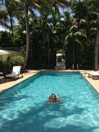 The Brazilian Court Hotel : again swimming pool