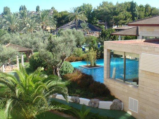 Prinsotel La Dorada: Balcony view