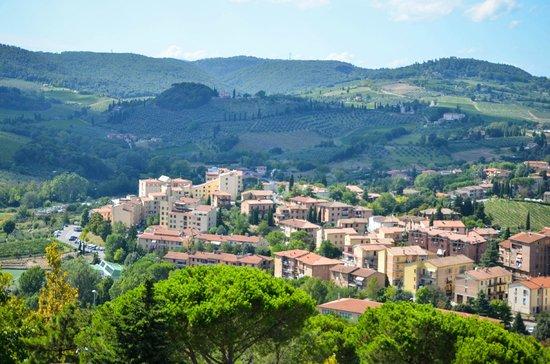 Walkabout Florence Tours : San Gimiganano