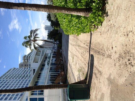 Design Suites Miami Beach: Acesso a praia!