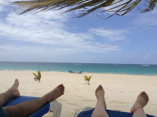Occidental Caribe : beach at barcelo