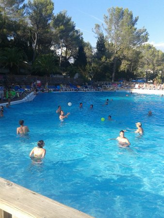Camping Holiday Green: piscine