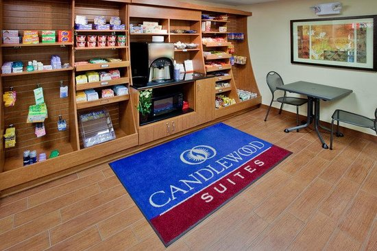 Candlewood Suites Richmond Airport : Other