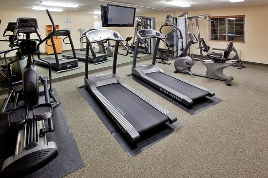Candlewood Suites Richmond Airport : Fitness Center