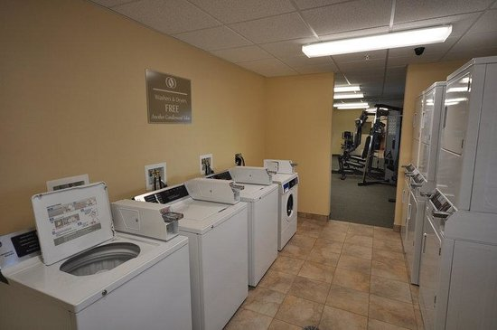 Candlewood Suites Richmond Airport : Free Guest Laundry Facility