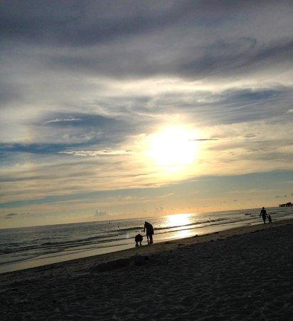 Doubletree Beach Resort by Hilton Tampa Bay / North Redington Beach: Beach side