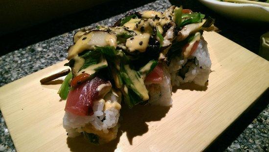 Tokyo Fro's Rockin' Sushi Bar
