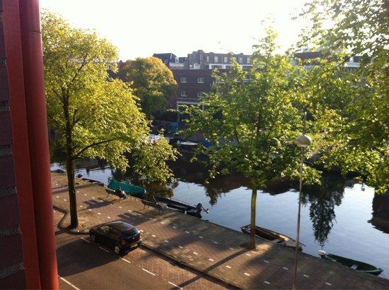 NH Amsterdam Museum Quarter: Vista dalla stanza 324