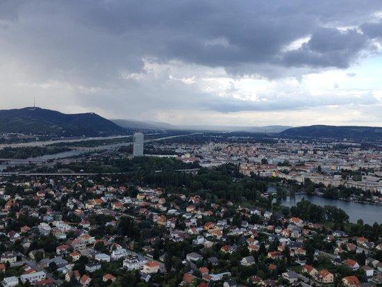 Donauturm: torre panoramica