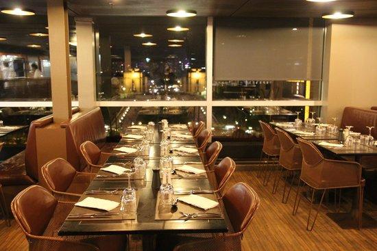 Restaurant bild fr n 58 tour eiffel paris tripadvisor - Restaurant 58 tour eiffel ...