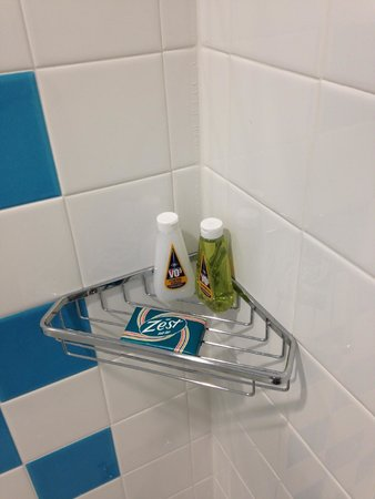 Universal's Cabana Bay Beach Resort: Retro toiletries