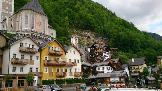 Obertraun, Austria: Гальштат (Hallstatt)