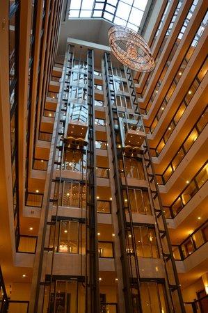 Maritim Hotel Dresden: Lobby