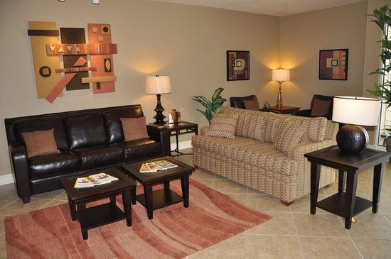Candlewood Suites Springfield: Springfield, IL Candlewood Suites Lobby